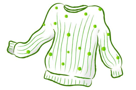 recupero Maglioni di lana infeltriti